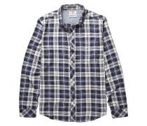 Fremont Flannel Long - Hemd für Herren - Grau