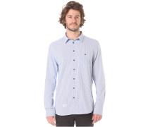 Pinstripe - Hemd für Herren - Blau