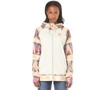 Scoop Hooded - Kapuzenjacke für Damen - Weiß