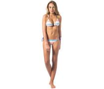 Sun Gypsy Triangle - Bikini Set für Damen - Streifen