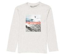 Chill - Langarmshirt für Jungs - Grau