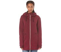 Minxy FZ - Kapuzenjacke für Damen - Rot