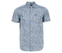 Don Pendleton - Hemd für Herren - Blau