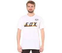 Ghostburn Tech - T-Shirt für Herren - Weiß