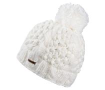 Mia - Mütze für Damen - Weiß