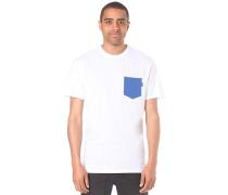 Mono Pocket - T-Shirt für Herren - Weiß
