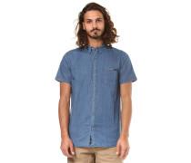 Luster S/S - Hemd für Herren - Blau