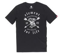Rip Snake - T-Shirt für Herren - Schwarz