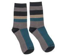 Modern Retro - Socken für Herren - Grau