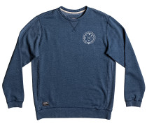 Pop The Bell - Sweatshirt für Herren - Blau