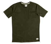 Basic Pocket - T-Shirt für Herren - Grün