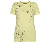 Blopz - T-Shirt für Damen - Gelb