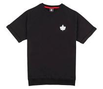 Authentic Cropped Crew - Sweatshirt für Herren - Schwarz