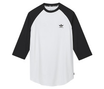 Clima Pointoh - Langarmshirt für Herren - Weiß