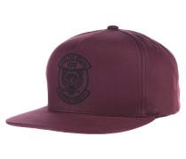 Chima II - Snapback Cap für Herren - Rot