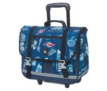 Wh Satchel Logo - Rucksack für Herren - Blau