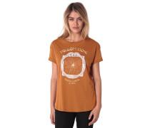 Good Daze - T-Shirt für Damen - Rot