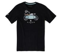 Talmares - T-Shirt für Herren - Schwarz