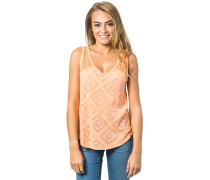 Farallo - Top für Damen - Orange