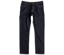 Worker Straight - Jeans für Herren - Blau