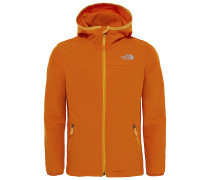 Exploration - Funktionsjacke für Jungs - Orange