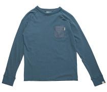 Chambray Pocket - Langarmshirt für Jungs - Blau
