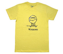 Monsta - T-Shirt für Herren - Gelb