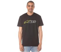 Harsh - T-Shirt für Herren - Schwarz