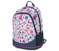 Mandala Proschool - Rucksack für Damen - Weiß