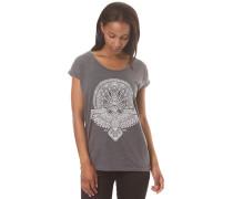 All Night - T-Shirt für Damen - Grau
