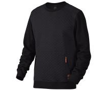 Chips Thermal Crew - Sweatshirt für Herren - Schwarz