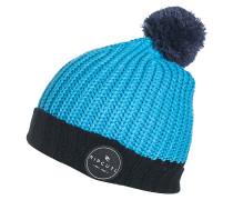 Tri Color - Mütze für Jungs - Blau