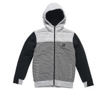Sherpa - Sweatjacke für Jungs - Grau