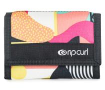 Paola - Geldbeutel für Damen - Mehrfarbig