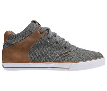 Chunk Spotted Tweed OG Sneaker - Grau