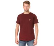 Print - T-Shirt für Herren - Rot