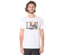 One City - T-Shirt für Herren - Weiß