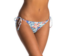 Mia Flores Remix Cheeky - Bikini Hose für Damen - Blau