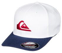 Mountain And Waves - Flexfit Cap für Herren - Blau