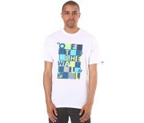 Checker Blaster II - T-Shirt für Herren - Weiß