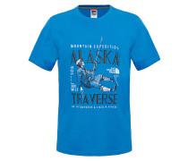 Expedition - T-Shirt für Herren - Blau