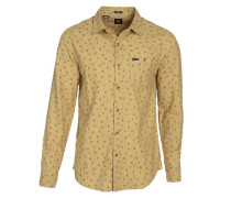 Treebird L/S - Hemd für Herren - Beige