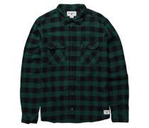 All Day L/S - Hemd für Herren - Grün