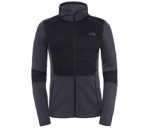 Croda Rossa Fleece - Sweatshirt für Damen - Schwarz