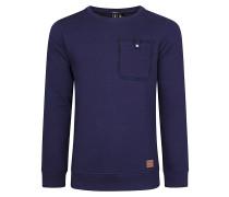 Flannelville Crew - Sweatshirt für Herren - Blau