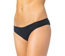 Las Palmas Cheeky - Bikini Hose für Damen - Schwarz