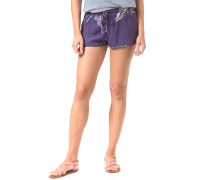 Run Away - Chino Shorts für Damen - Blau