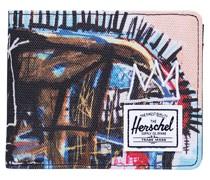Roy Coin RFID Basquiat Geldbeutel