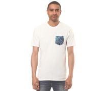 Jjf Plot Maps - T-Shirt für Herren - Weiß
