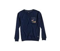 DC Subur Paradise - Kapuzenpullover für Herren - Blau